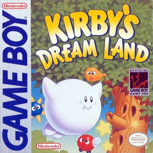 Kirby's Dream Land 北米英語版 並行輸入品