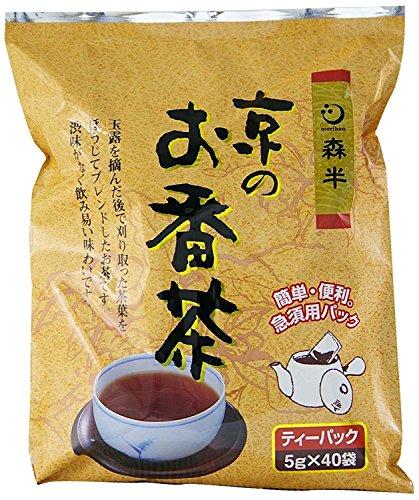 森半 京のお番茶 袋5g×40