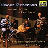 Oscar Peterson Meets Roy Hargrove and Ralph Moore 画像