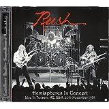 Hemispheres In Concert - Live In Tucson,AZ,USA,20th November 1978 (2CD)