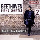 Beethoven: Piano Sonatas Vol 2 [Jean-Efflam Bavouzet] [Chandos: CHAN 10798(3)] by Jean-Efflam Bavouzet (2014-01-09)