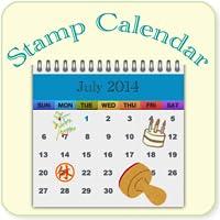 Stamp Calendar