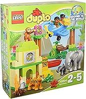 """レゴ (LEGO) デュプロ 世界のどうぶつ""""ジャングルセット"""" 10804"""