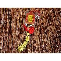 台湾台北龍山寺のお守り (その7小葫蘆香包) 思いを叶える香り袋のお守りです。