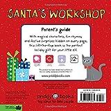 Santa's Workshop (Lift-The-Flap Tab Books) 画像