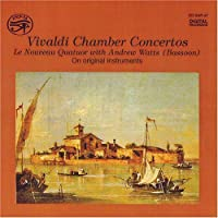 Chamber Concertos for Bassoon, Flute & Violin by Vivaldi
