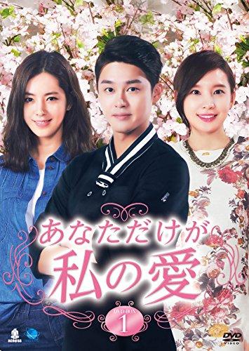 あなただけが私の愛 DVD-BOX1