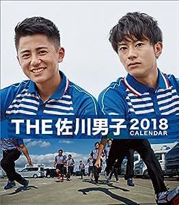 THE 佐川男子 2018年 カレンダー 卓上 CL-312