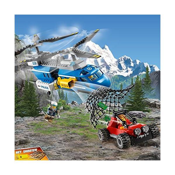 レゴ(LEGO) シティ 山の逮捕劇 60173の紹介画像3