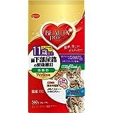 ビューティープロ キャット 猫下部尿路の健康維持 低脂肪 11歳以上 【獣医師監修】 【国産】 【小分包装】 フィッシュ味 猫 560グラム (x 1)