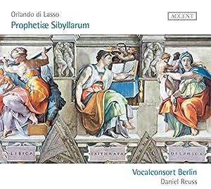 Lasso: Prophetiae Sibyllarum