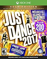 Just Dance 2017 Gold Edition (Includes Just Dance Unlimited subscription) - Xbox One (輸入版)