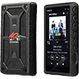 Sony Walkman NW-A100 A105 A106 Case,Anti-Skid Anti-Knock Shockproof Armor Full Protective Skin Case Cover for Sony Walkman NW
