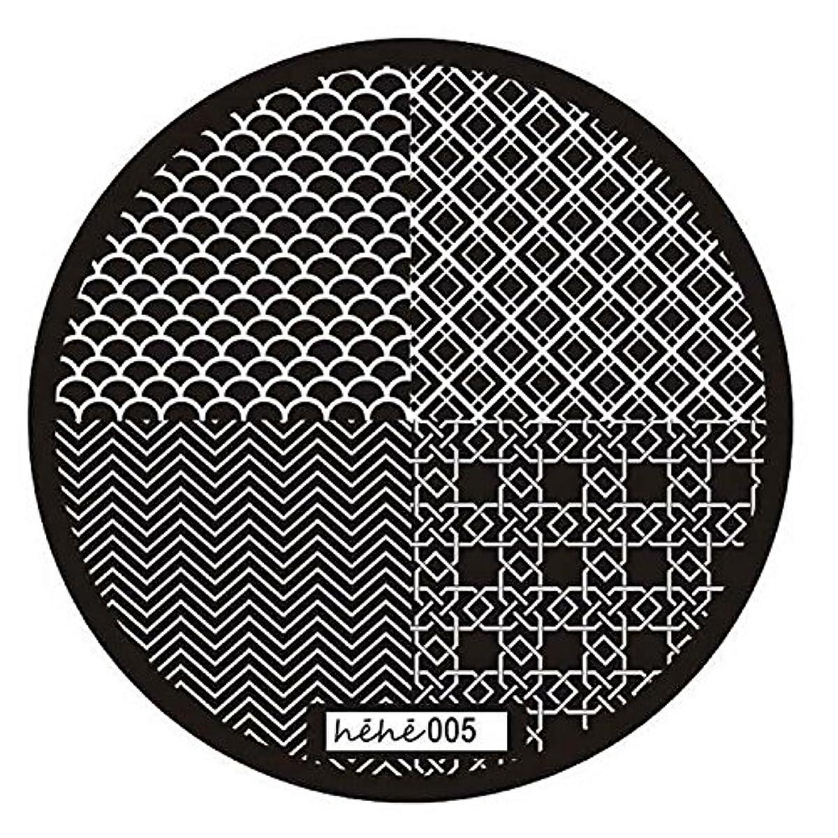 作物気球ヒステリックACAMPTAR ネイルアート イメージスタンププレート マニキュアテンプレート 005