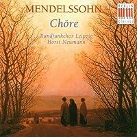Mendelssohn: Chore by Mendelssohn (1996-11-19)