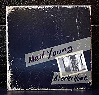 A Letter Home [12 inch Analog] by Neil Young (B00JW2DDJM) | Amazon price tracker / tracking, Amazon price history charts, Amazon price watches, Amazon price drop alerts