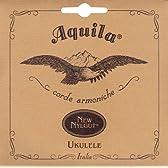 Aquila/アクイーラ  AQ-SLW(5U)×2セット Nylgut ウクレレ弦 ソプラノ用(LOW-G弦)