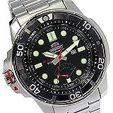 オリエント エムフォース 自動巻き メンズ 腕時計 SEL06001B0 (WV0071EL) ブラック [並行輸入品]