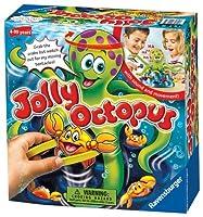 Ravensburger Jolly Octopus - Children's Game [並行輸入品]