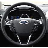 MAXMILO Car Interior Bling Accessories for Ford Accessories Edge Escape Expedition Explorer Fusion Ranger F150 F250 F350 Stee