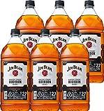 バーボンウイスキー ジムビーム 2.7L×6本 ペットボトル ケース売り