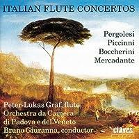 Italian Flute Concertos