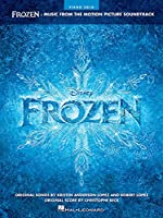 Frozen: Music from the Motion Picture Soundtrack: Piano Solo