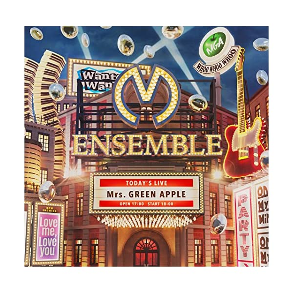 【Amazon.co.jp限定】ENSEMBLE...の商品画像