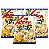 カルビー ピザポテト 濃厚チーズ味 60g×3袋