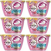 【ケース販売】 ボールド 洗濯洗剤 ジェルボール3D 癒しのプレミアムブロッサムの香り 本体 18個入×6個