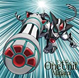 One Unit♪MinamiのCDジャケット