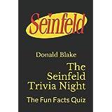 The Seinfeld Trivia Night: The Fun Facts Quiz: 1