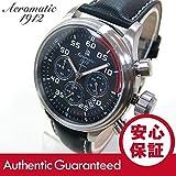 Aeromatic 1912(エアロマティック 1912) A1287 パイロット クロノグラフ ドイツミリタリー メンズウォッチ 腕時計[並行輸入品]
