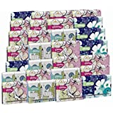 (30 Pack) - Kleenex Everyday Tissues Wallet, 10-Count (Pack of 30) Assorted Designs