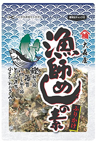 大森屋 漁師めしの素 ふりかけ(25g)