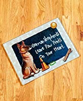 Dog BreedカッティングボードGerman Shepherd