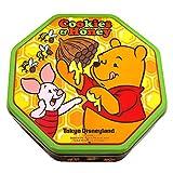 ディズニー お菓子 くまの プーさん 8角形缶 クッキー & ハニー ( 東京 ディズニーランド限定 ディズニー グッズ お土産 )