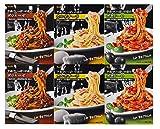 【Amazon.co.jp限定】 エスビー食品 予約でいっぱいの店のパスタソース 3種セット (ボロネーゼ 2個 カルボナーラ 2個 ポモドーロ 2個)【セット買い】
