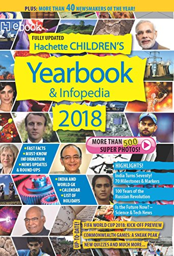 Hachette Childrens Yearbook and Infopedia 2018 (English Edition)