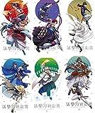 活撃 刀剣乱舞 (完全生産限定版) [Blu-ray]全6巻セット [マーケットプレイス Blu-rayセット]