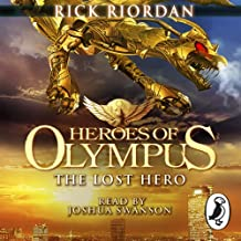 The Lost Hero: The Heroes of Olympus, Book 1