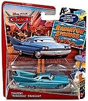 Disney/Pixar Cars Radiator Springs Classic Timothy Timezone Turncoat Die-Cast Vehicle by Disney [Floral] [並行輸入品]