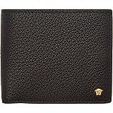 (ヴェルサーチ) Versace メンズ 財布 Black Small Medusa Bifold Wallet 並行輸入品