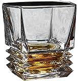 クリスタルカップワイングラスウイスキーグラスクリエイティブシェイプグラス、A36