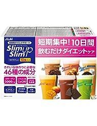 アサヒグループ食品 スリムアップスリムシェイク 10食