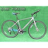 GIANT24段ジャイアントクロスバイクFCR3100グレーM