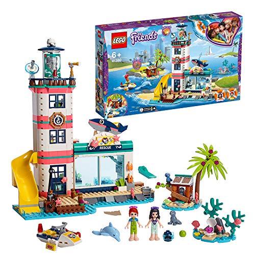 レゴ(LEGO) フレンズ 海のどうぶつさくせんハウス 41380