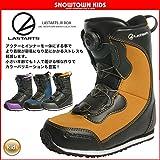 LASTARTS 15-16 2016 10402004 JUNIOR BOA ジュニアボア スノーボード ブーツ 17-18cm CAMEL