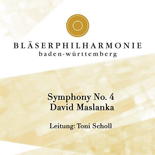 Symphony No. 4: David Maslanka (Live)