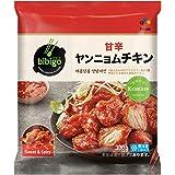 公式 bibigo ビビゴ ヤンニョムチキン 300g〔クール便〕ヤンニョンチキン 韓国チキン 激辛 甘辛 冷凍チキン おつまみ (1袋)